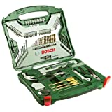 Bosch 103 Piece Titanium Drill and Screwdriver Setby Bosch
