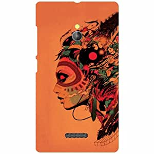 Nokia XL RM-1030/RM-1042 Printed Mobile Back Cover