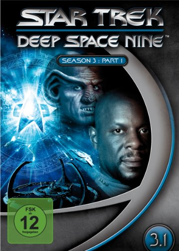 Star Trek - Deep Space Nine: Season 3, Part 1 [3 DVDs]