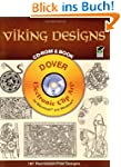 Viking Designs CD-ROM and Book (Dover...