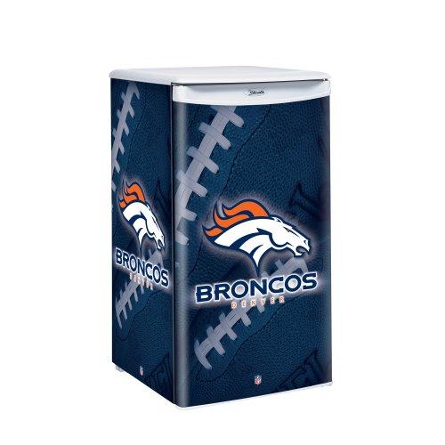 NFL Denver Broncos Counter Top Refrigerator