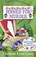 Pinned for Murder (Center Point Premier Mystery (Largeprint))