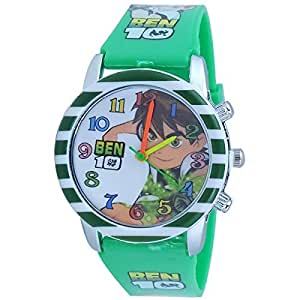 Super Drool Super Drool Green Analog Watch