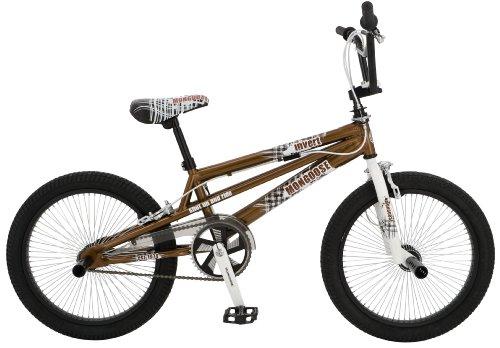 Mongoose Invert Boy's Freestyle Bike (20-Inch Wheels)