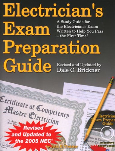 2005 Electricians Exam Preparation Guide - Craftsman Book Co - RC-CR115 - ISBN: 1572181524 - ISBN-13: 9781572181526