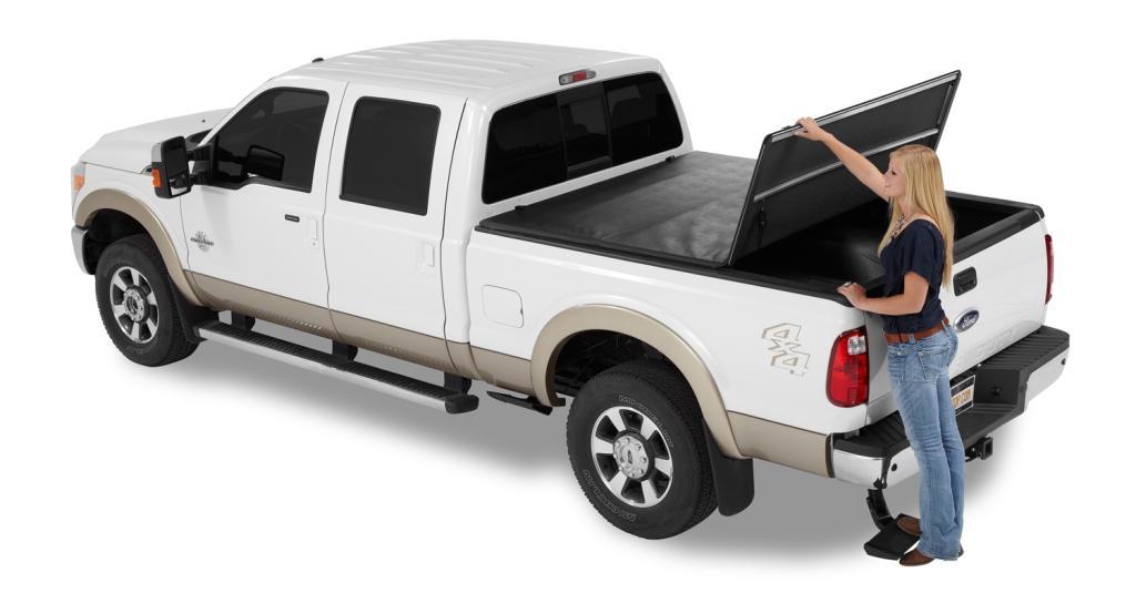 Amazon.com: Bestop 16113-01 EZ Fold Truck Tonneau Cover for Ford F150