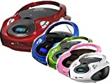 Tragbarer CD MP3 Player USB SD-Card Radio Tragbares Kinder...