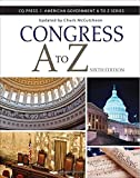 img - for Congress A to Z 6th Ed book / textbook / text book