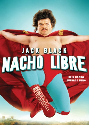 Nacho Libre on Amazon Prime Instant Video UK