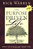 The Purpose Driven Life [Hardcover]