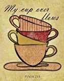 CUP OVER FLOWS by Greene, Taylor - Fine Art Print on PAPER : 11 x 14 Inches
