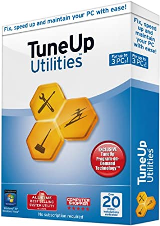 Tuneup Utilities 3-User