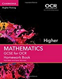 GCSE Mathematics for OCR Higher Homework Book (GCSE Mathematics OCR)