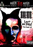 Marilyn Manson - Lest We Forget: The Best of (0634090984) by Manson, Marilyn
