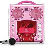 Singing Machine SML-383P CDG Karaoke Player