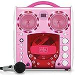 Singing Machine SML-383P CDG Karaoke...