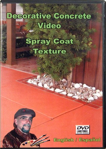 Spray Coat Texture - JJ Video and Book Productions, LLC - B000UYG45Q - ISBN:B000UYG45Q