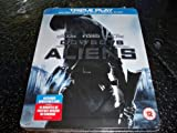 Image de Cowboys & Aliens (Blu-ray SteelBook)(HMV Exclusive)-Embossed [UK Import]