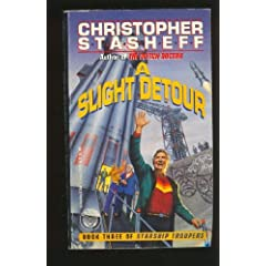 A Slight Detour (Starship Troupers, Book 3) by Christopher Stasheff