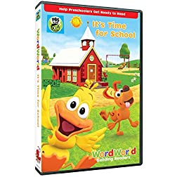 WordWorld: It's Time For School DVD