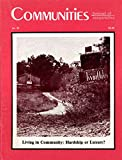 img - for Communities Magazine #63 (Summer 1984) - Living in Community book / textbook / text book