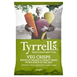 Tyrrell's Veg Crisps Beetroot, Parsnip & Carrot 10x40g