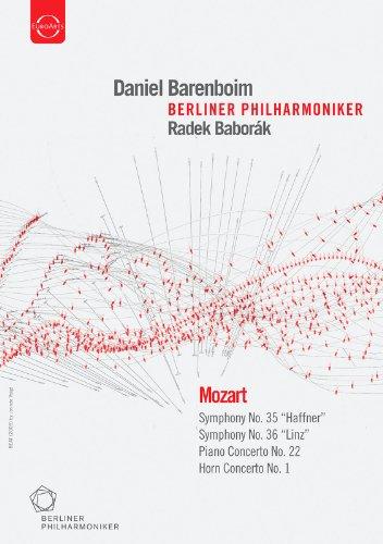 Europa-Konzert From Prague: Mozart - Baborak/Berliner Philharmoniker/Barenboim