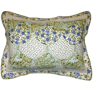 JCPenney Home Collection Grand Dahlia Standard Sham Set