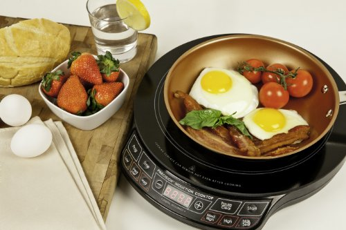 Nuwave PIC - Precision Induction Cooktop with 9-inch Non-stick Fry Pan