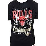 Chicago Bulls Mitchell & Ness 1996 NBA Finals Champions Shirt