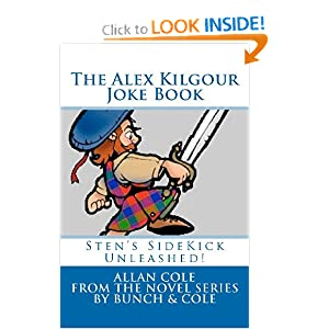 The Alex Kilgour Joke Book by Allan Cole