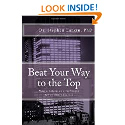 Funny product Beat Your Way to the Top: Masturbation as a technique for business success