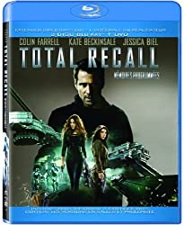 Total Recall (Bilingual) [Blu-ray + DVD + UltraViolet Digital Copy]