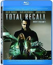 Total Recall (Bilingual) [Blu-ray + DVD + UltraViolet Digital Copy]