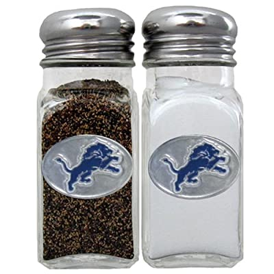 NFL Detroit Lions Salt & Pepper Shakers