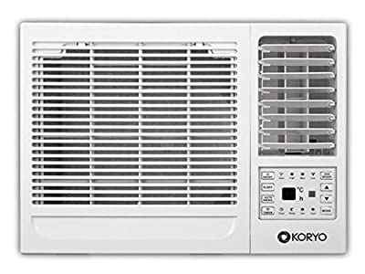 Koryo Pearl KWR12AF4S Window AC (1 Ton, 4 Star Rating, White )