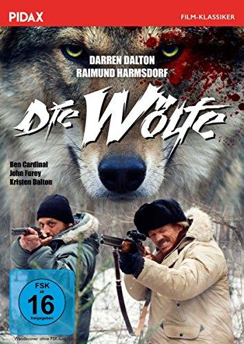 Die Wölfe / Packender Abenteuerfilm mit Raimund Harmsdorf und Darren Dalton (Pidax Film-Klassiker)