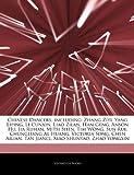 Articles on Chinese Dancers, Including: Zhang Ziyi, Yang Liping, Li Cunxin, Liao Zilan, Han Geng, Anson Hu, Jia Ruhan, Mitsi Shen, Tim Wong, Sun Rui,