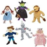 North American Bear Company The Wonderful Wizard of Oz Dolls