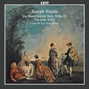 Haydn: Six Divertimenti Hob. Iv: 611