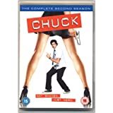 "Chuck - Season 2 [UK Import]von ""WARNER HOME VIDEO"""