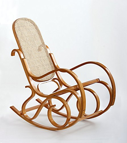 Bent Wood Chair 8343