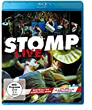 Stomp - live: Die komplette Show [Blu-ray]