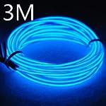 Lychee Neon Light El Wire Battery Pac...