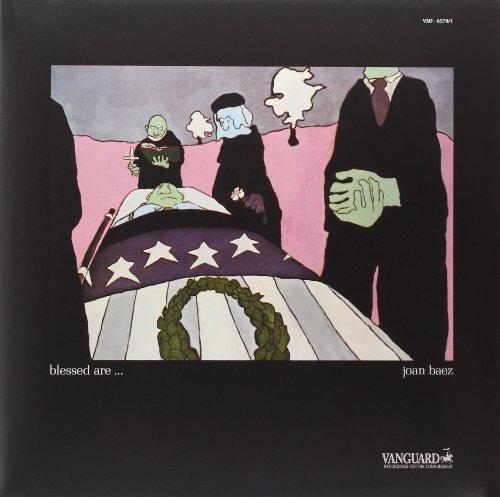 Vinilo : Joan Baez - Blessed Are (Gatefold LP Jacket, Remastered, 2 Disc)