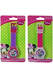 Disney Minnie Mouse Bowtique Kids Digital LCD Watch - Assorted Styles