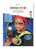 Snazaroo Pirate Role Play Face Painting Kit