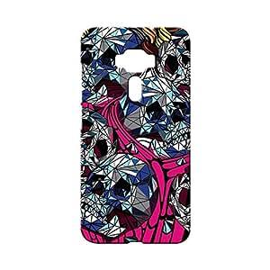 BLUEDIO Designer Printed Back case cover for Asus Zenfone 3 (ZE552KL) 5.5 Inch - G0831