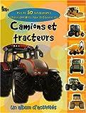 echange, troc Langue au chat - Camions et tracteurs