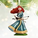 Merida Sketchbook Ornament - Brave